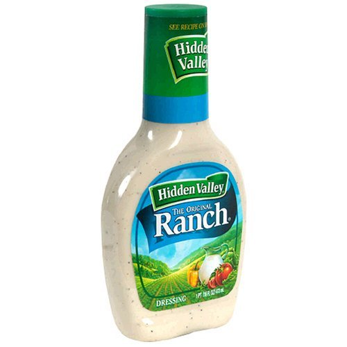 Healthier Ranch Dressing Or Dip My Foodie Call