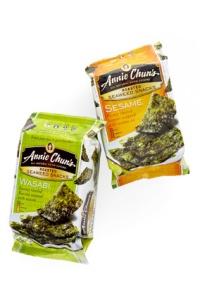 I have since graduated to Wasabi Seaweed Snacks.