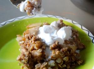 I also made this coconut whip cream recipe.