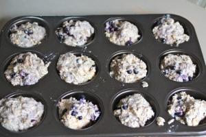 Prepared for baking...