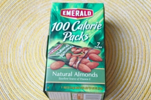 Emerald 100 Calorie Almond Packs