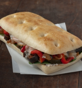 See this awesome panini? 300 calories.