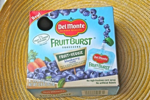 Del Monte Fruit Bursts